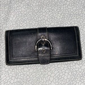 Used Coach wallet *authentic*